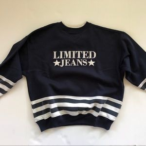 Vintage 90's wide fit pullover